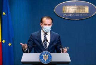 Cîțu spune că va vorbi și cu PSD, și cu USR pentru Guvernul Ciucă