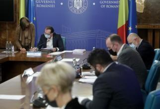 Guvernul Cîțu / Foto: gov.ro