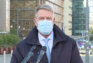 Klaus Iohannis / Foto: Captură video presidency.ro