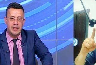 Facebook Victor Ciutacu şi Dragoş Pătraru