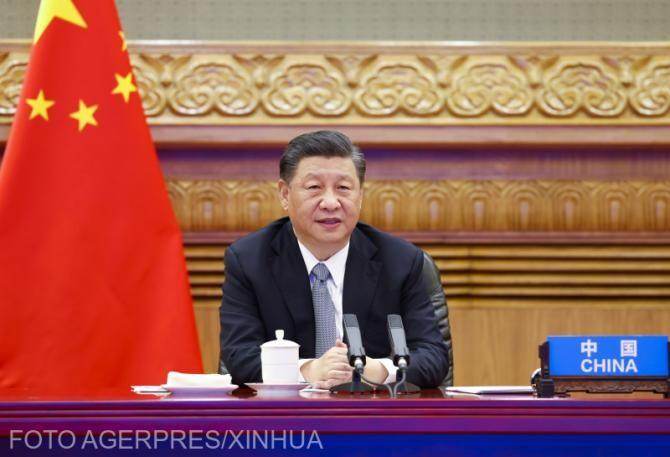 Xi Jinping, președintele RP Chineze