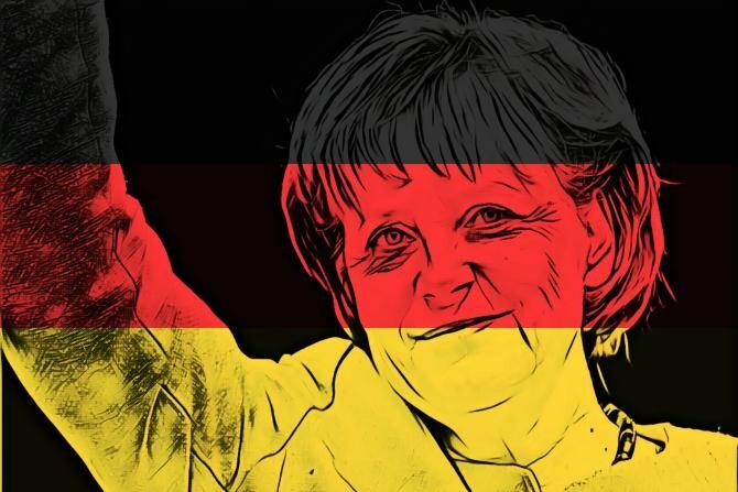Angela Merkel, vizită de rămas bun la Roma. Ce a discutat cu Papa Francisc și cu premierul Mario Draghi