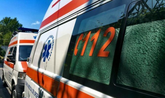 Carambol cu 5 mașini în Suceava. Copil, lovit mortal de tren în Bistrița-Năsăud / Foto: Facebook Serviciul de Ambulanţă Galaţi