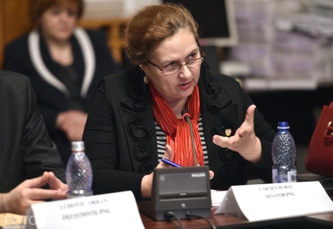 Carmen Harău susține că există o alianță PSD-AUR la care s-ar fi alăturat USR PLUS