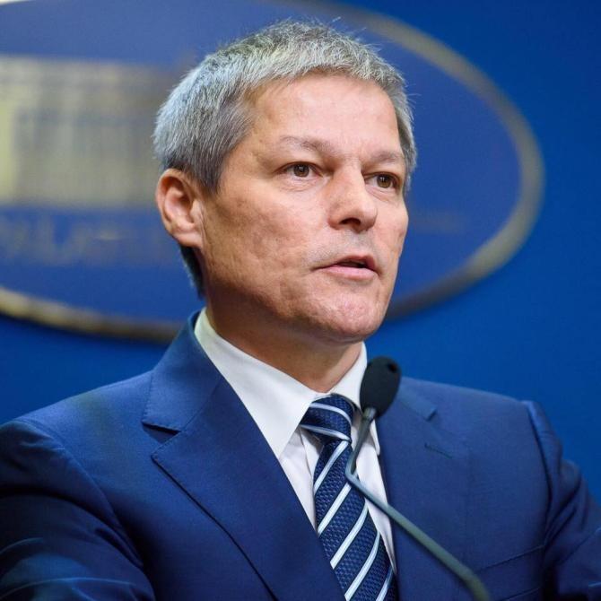 Dacian Cioloș: înainte de sfârșitul acestei luni Renew va avea un nou președinte