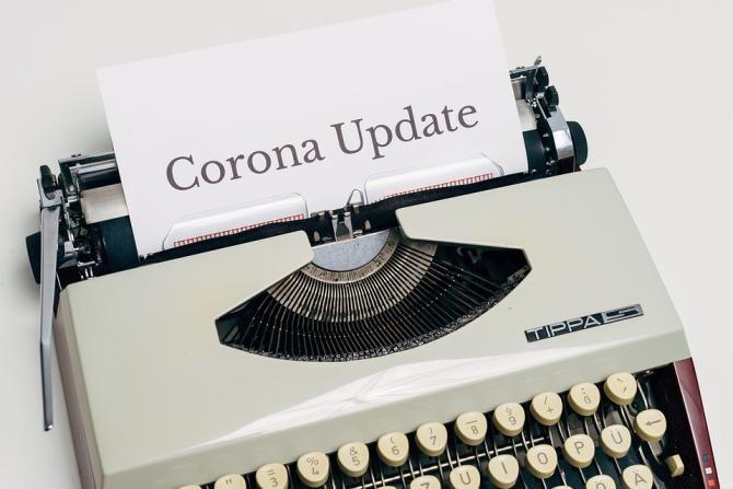 """Pandemia schimbă și limba română. """"Secvențiere"""" și """"comorbidități"""", noi cuvinte în DOOM. Vezi care e pluralul corect pentru """"CORONAVIRUS"""" / Foto: Pixabay"""