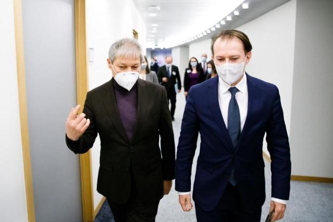 Foto: Facebook Dacian Cioloș, arhivă