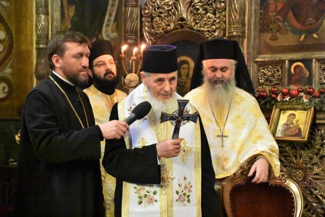 Sursă foto: Facebook Mitropolia Clujului, Maramureșului și Sălajului