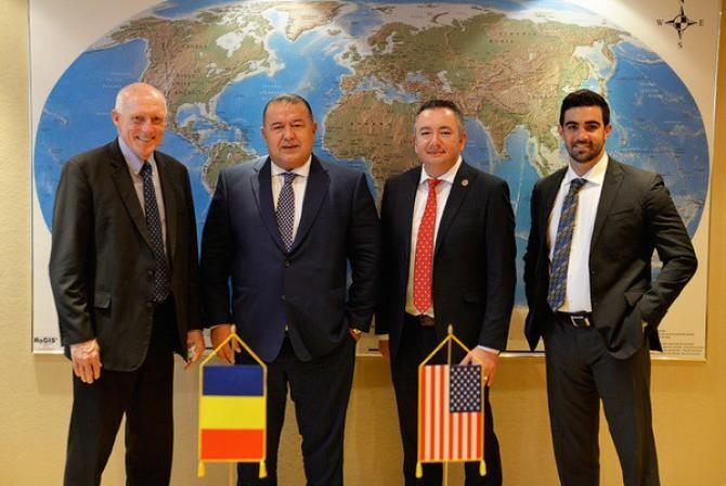 Mihai Daraban: România oferă multe avantaje investitorilor americani