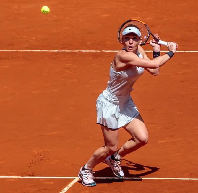 Simona Halep a părăsit turneul de la Indian Wells