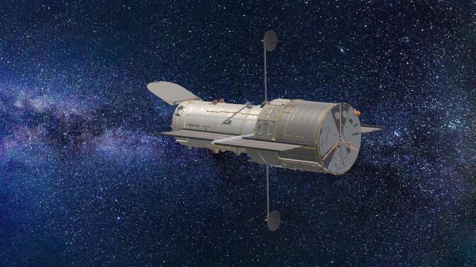 Telescopul Hubble a surprins coliziunea a două galaxii   /   Foto cu caracter ilustrativ: Pixabay