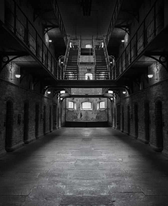 Închisoarile din America, transformate în locuințe / Foto: Pixabay