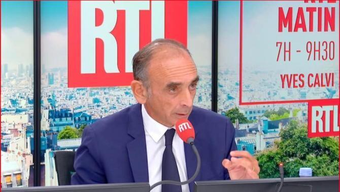 Îngrijorări în Franța pe fondul ascensiunii extremei drepte. Zemmour și Le Pen capitalizează o treime din electorat  /  Sursă foto: Faceook Eric Zemmour