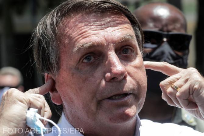 Bolsonaro, acuzat de crime împotriva umanității. Austriecii îl fac responsabil de defrişările accelerate ale Amazonului