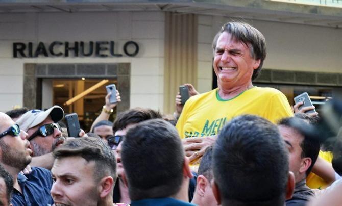 Facebook Jair Bolsonaro