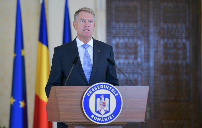 Klaus Iohannis / Foto: presidency.ro