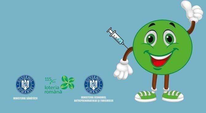 Loteria vaccinării, regulament
