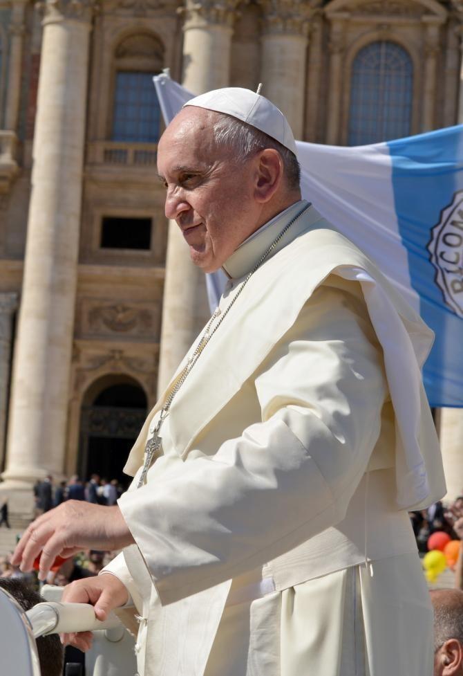 Viitorul Bisercii Catolice, hotărât în următorii doi ani. Papa Francisc, anunț / Foto: Pixabay