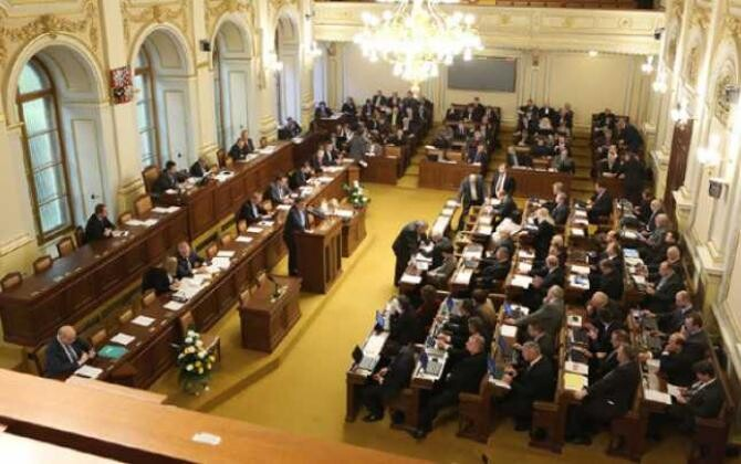 Parlamentul Cehiei