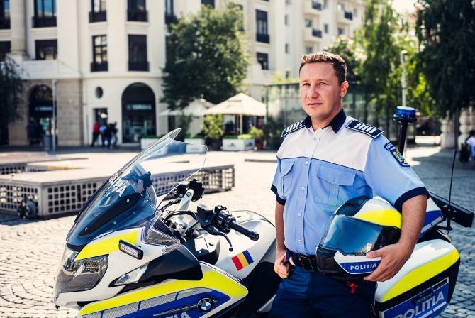 Facebook Poliţia Română