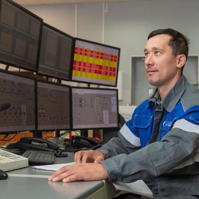 Rusia spune că Gazprom a început să-și folosească stocurile de gaze pentru a stabiliza piața europeană   /  Sursă foto: Facebook Gazprom
