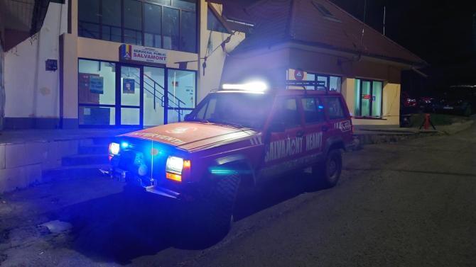Salvamont Neamţ, intervenţie pentru salvarea a două turiste din Iaşi / Foto: Salvamont România