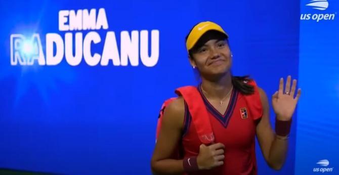Simona Halep, către 'supriza' Emma Raducanu: Trebuie să fii foarte atent după o victorie atât de mare