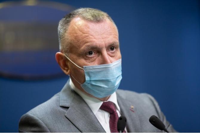 Sorin Cîmpeanu / Foto: gov.ro