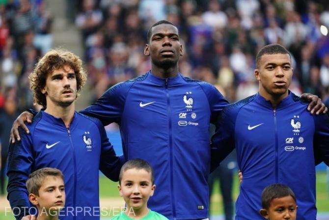 Spania - Franța, rezultat în finala mare Nations League