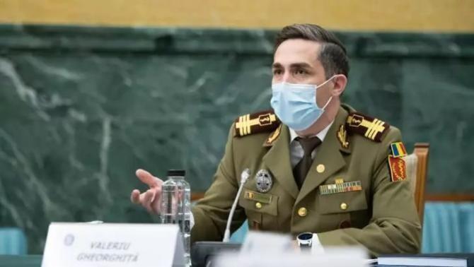 Doza 3 de vaccin anti-COVID. Valeriu Gheorghiță explică cine are nevoie de recomandarea medicului / Foto: Facebook Valeriu Gheorghiță