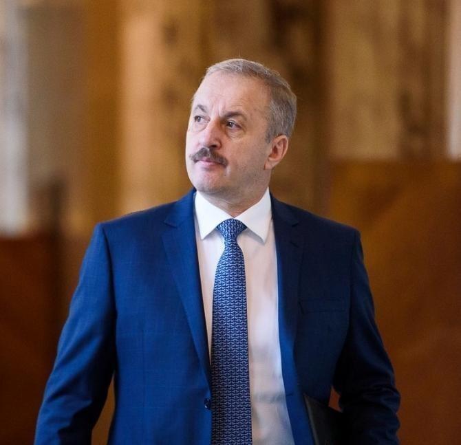 Vasile Dîncu: PSD nu are cum să susțină un guvern minoritar PNL. Nu ne permitem /Foto: Facebook Vasile Dîncu