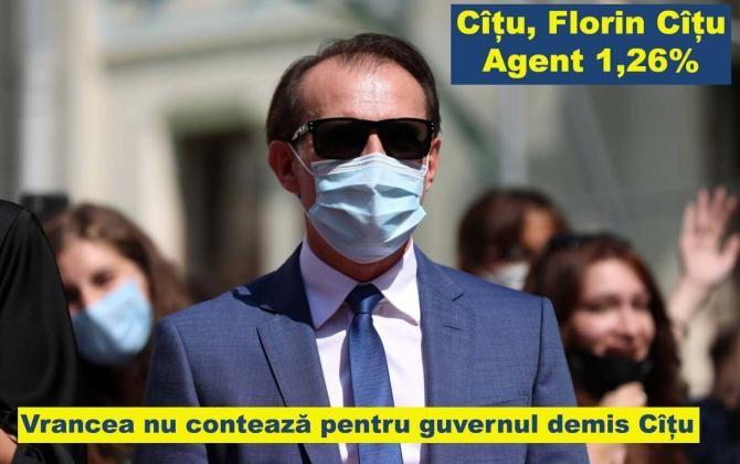 PSD Vrancea: Guvernul demis Cîțu umilește administrațiile locale conduse de primari PSD. Edilii noștri  au primit 1,26% din sumele solicitate   /  Sursă foto: PSD Vrancea